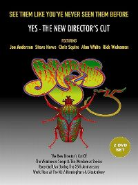 Cover Yes - The New Director's Cut [DVD]